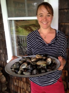 Clams mussels Sarah2