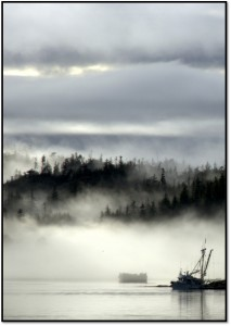 Klain Fog Fishing Boat